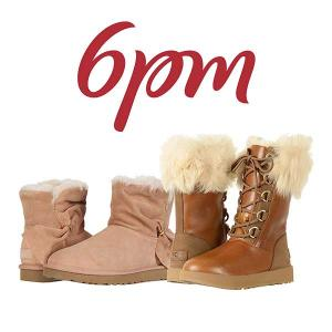 Up to 75% Off UGG Footwear