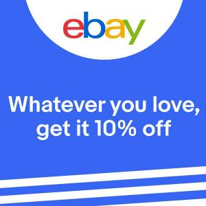 10% Off Almost Everything
