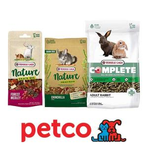 20% Off Versele Laga Small Animal Food and Treats