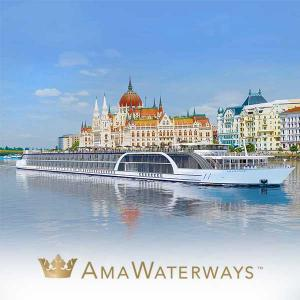 AMA Waterways Free Air Promo