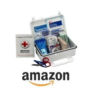 49% Off First Aid Only 10 Person First Aid Kit