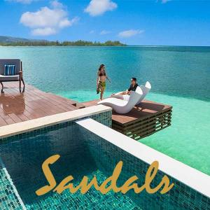 The Best Sandals Rates Guaranteed