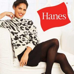 50% Off Hanes Legwear