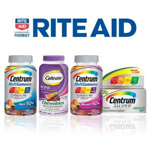 Centrum or Caltrate Products Starting at $7.29