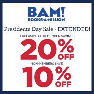 20% Off Exclusive Club Members Savings + 10% Off for Non Members