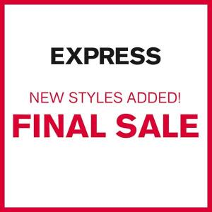 Final Sale: Up to 80% Off Marked Down Clearance