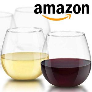 32% Off Stemless Wine Glasses(Set of 4)