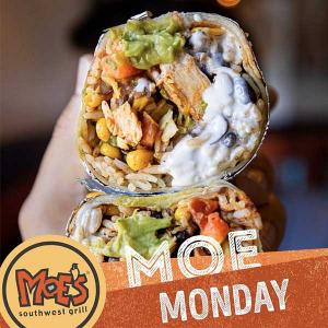 $5.99 Burrito, Drink, and Chips and Salsa Meal