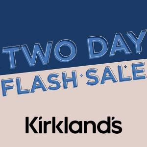2-Day Flash Sale