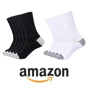 15% off Men's Extra Heavy Crew Socks