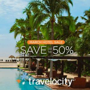 Up to 40% Off March Hotel Sale