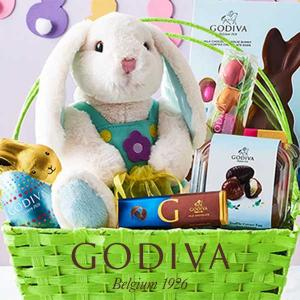 Free Easter Basket With Orders Over $50 and Code
