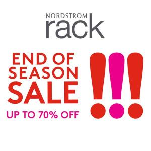 End of Season Sale: Up to 70% Off