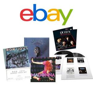 Extra 20% Off $65 or More Vinyl Record Purchase