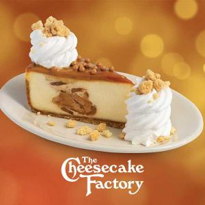 Free Slice of Cheesecake w/ Pickup Order of $30