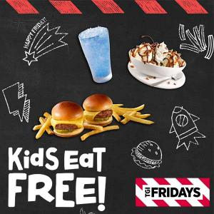 Free Kids Entree with Online Orders of $20 or More