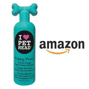 24% Off Pet Heads Puppy Fun Tearless Shampoo