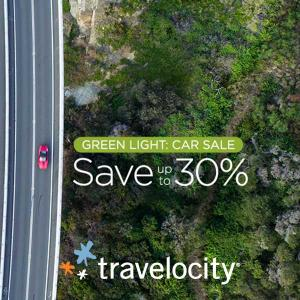 Up to 30% Off Select Car Rentals in Greenlight Car Sale