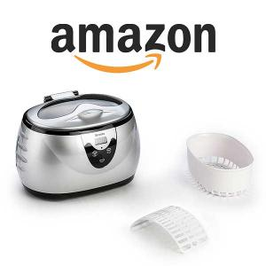 28% Off Ukoke Ultrasonic Jewelry Cleaner with Timer