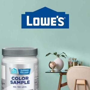 3 for $9 Paint Samples