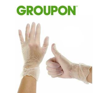 52% Off 100pcs Disposable Powder Free Latex  Gloves