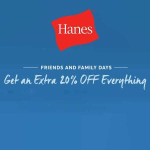 Extra 20% Off Everything Including Sale