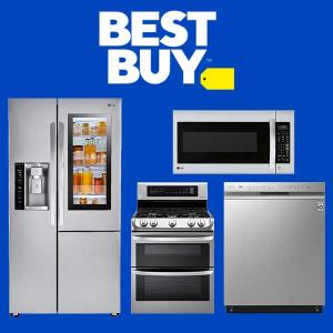 Extra 5% on 3 LG Appliances or Extra 10% on 4 or More