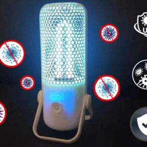 Up to 70% Off Portable Ultraviolet Disinfection Lamp
