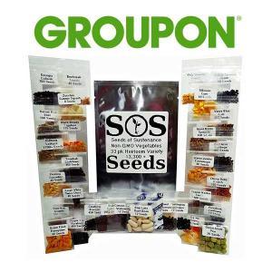 8% Off SOS Garden Emergency Survival Seed Kit