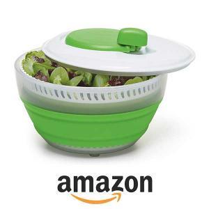 16% Off Prepworks by Progressive Collapsible Salad Spinner