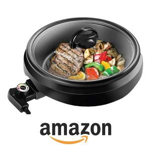 13% Off Chefman 3-in-1 Electric Indoor Grill Pot & Skillet