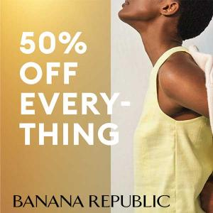 50% Off Everything