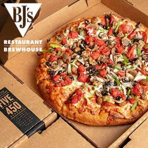 50% Off Large Pizzas