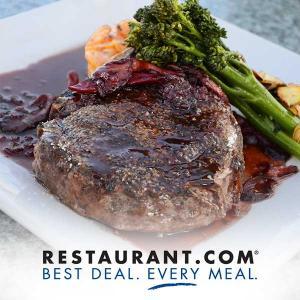 $5 for $25 Restaurant Certificates