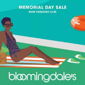 Memorial Day Sale: From 30-50% On Select Regular-Price Items