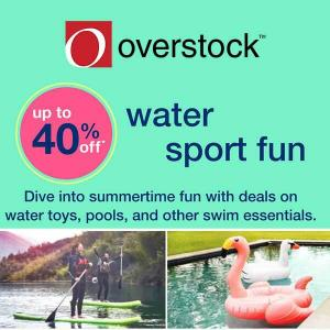 Up to 40% Off Water Sport Fun
