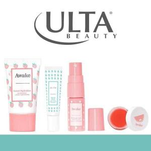 Awake Beauty Travel Sizes 3 for $30