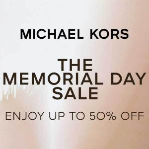Memorial Day Sale: Up to 50% Off Purchase