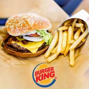 Free BK Fries w/ $15 Purchase on Postmates