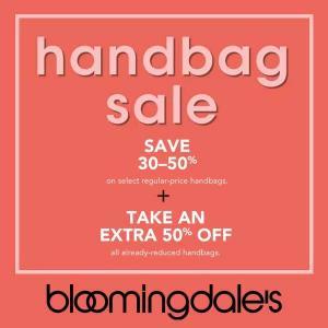 Up to 50% Off Select Designer Handbags + Extra 50% Off Sale Handbags