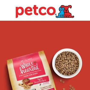 Buy 1, Get 1 50% Off WholeHearted Dry Dog Food