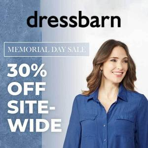 Memorial Day Sale: 30% Off Sitewide w/ Code