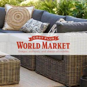 Up to 30% Off Outdoor Furniture, Decor and More
