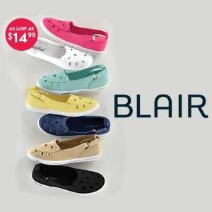Women's Footwear for as Low as $14.99