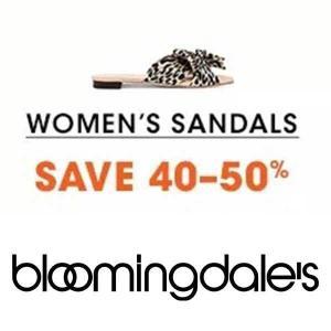 40-50% Off Women's Designer Sandals