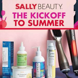 The Kickoff To Summer Beauty Event