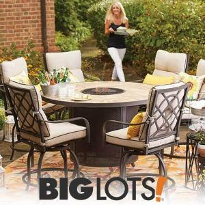 20% Off Select  Outdoor Dining Sets