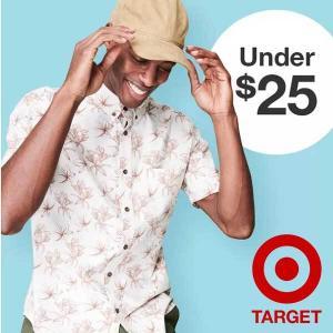 Under $25 Men's Looks