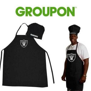 57% Off PSG NFL Cooking Apron and Chef Hat Set