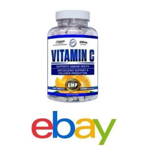 Up to 10% Off Hi-Tech Pharma Liposomal Vitamin C Tablets